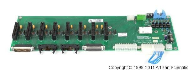 Delta Design 2001-586-000 Amplifier Backplane Board