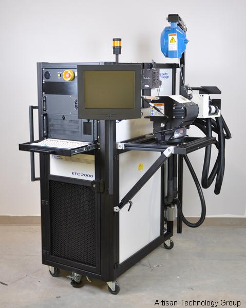 Delta Design ETC 2000L High Performance Logic IC Thermal Characterization Unit
