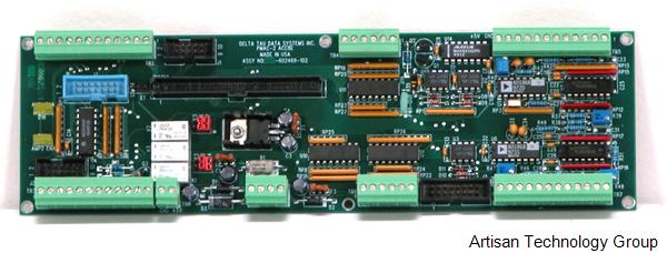 Delta Tau ACC-8E 2-Axis Digital to Analog (DAC) Breakout Terminal Block Board