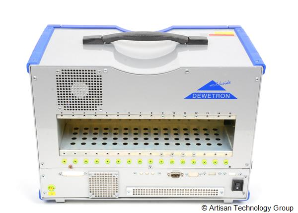 Dewetron DEWE-201x Series Portable Data Aquisition Systems