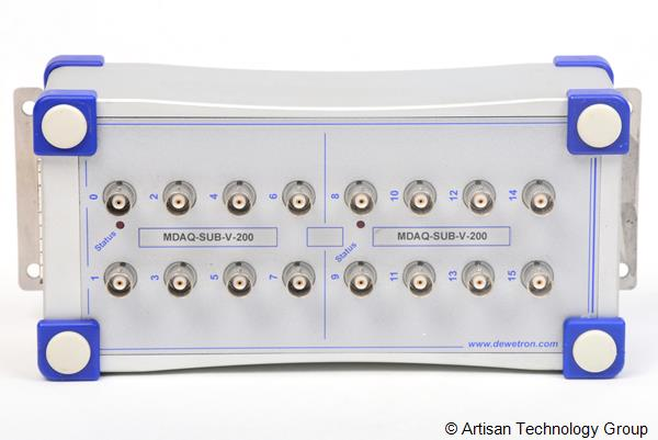 Dewetron DEWE-31-16 Signal Conditioning Chassis