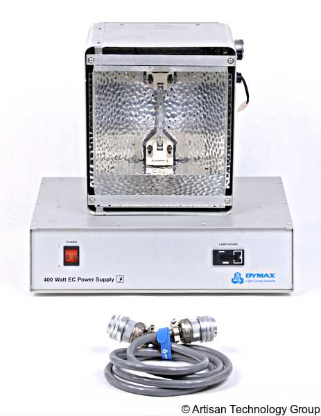 Dymax 2000-EC UV Curing Light Source Flood Lamp System