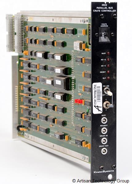 DynamicSignals / Kinetic Systems 3922-Z1B CAMAC Parallel Bus Crate Controller