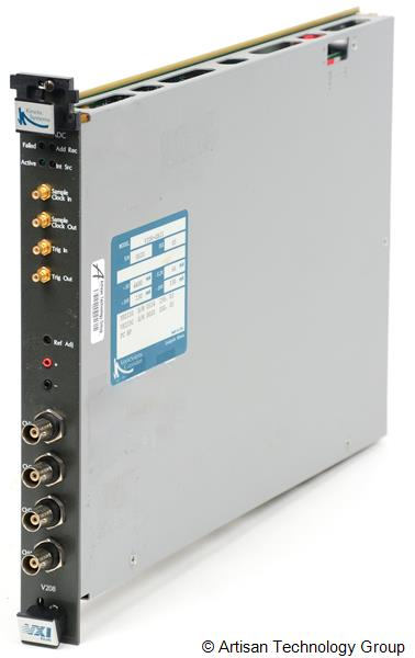 DynamicSignals / Kinetic Systems V208 Series 16-Bit, 100,000 Sample/Sec ADC Subsystems