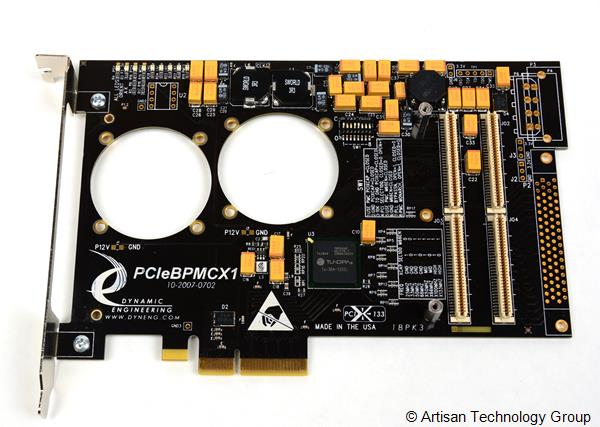 Dynamic Engineering PCIeBPMC / PCIeBPMCX1 PCIe-to-PMC Adapter / Carrier
