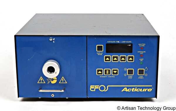 OmniCure / EFOS / EXFO Acticure 4000 Ultraviolet / Visable Spot Cure System