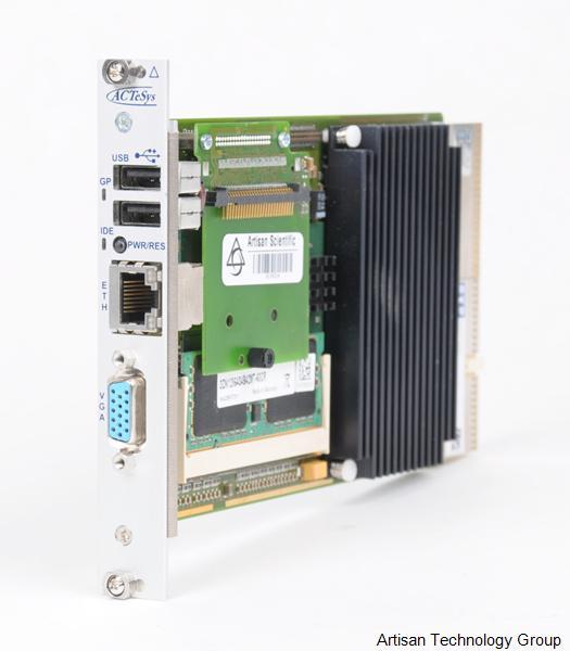EKF CC9-SAMBA Low Power CompactPCI CPU Board