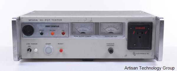 Rod-L / EPA Electronics M100A2-1.5-10 Hipot Test Instrument
