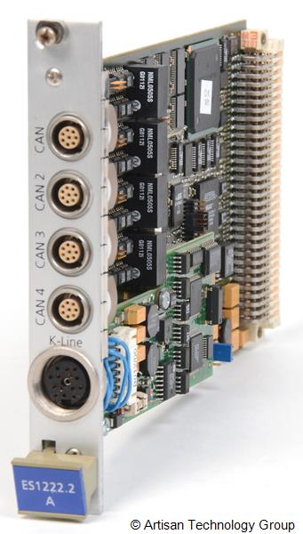 ETAS ES1222.2-A CAN and K-Line Interface Board