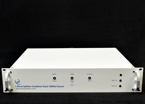 ETL Systems 22277-F7F7 Hybrid 16-Way L-Band Active Splitter / Combiner