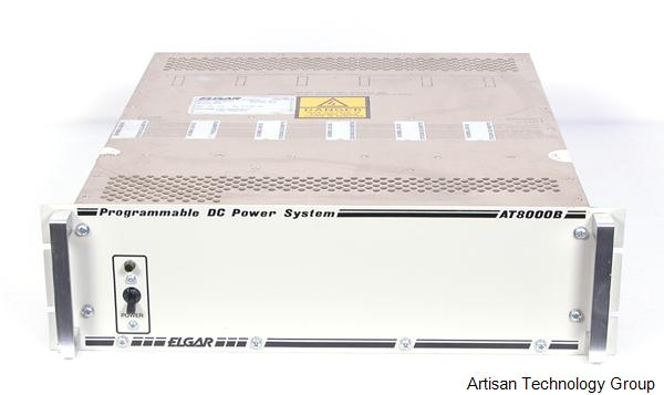 Ametek / Elgar AT8000B Programmable DC Power Supply System - Master - (4) 6V/16A and (2) 12V/10A Modules