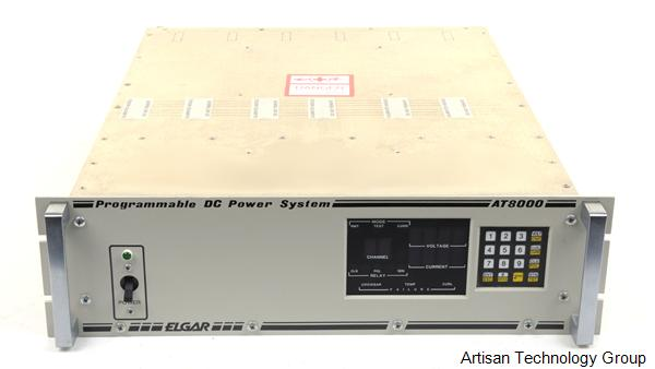 Ametek / Elgar AT8000 Programmable DC Power Supply System - Master - No Modules