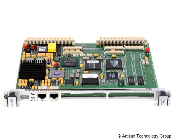 Emerson / Artesyn Technologies BajaPPC-750 PowerPC-Based Single-Board Computer (375 MHz, 64 MB)