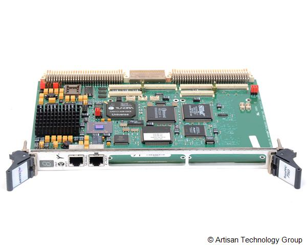 Emerson / Artesyn Technologies BajaPPC-750 PowerPC-Based Single-Board Computer (375 MHz, 64 MB, P0 Connector)