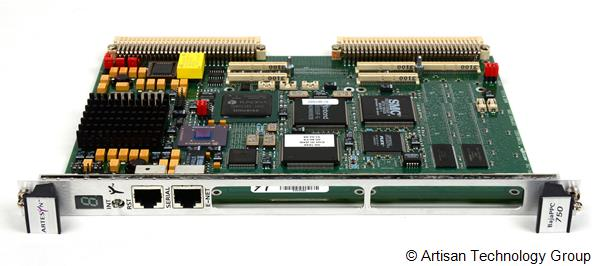 Emerson / Artesyn Technologies BajaPPC-750 PowerPC-Based Single-Board Computer (458 MHz, 64 MB)