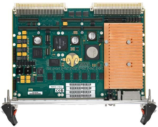 Emerson / Artesyn Technologies MVME7100-0161 VMEbus Single-Board Computer
