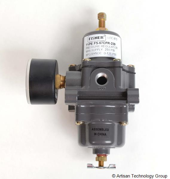 Emerson / Fisher Controls 67CFR Pressure Regulator
