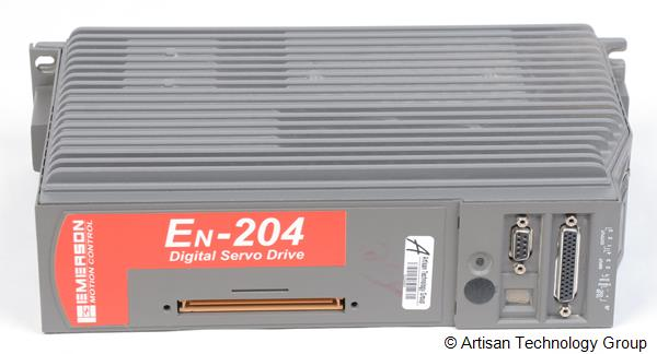 Emerson Motion Control EN-204 Digital Servo Drive