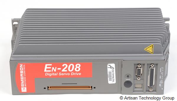 Emerson Motion Control EN-208 Digital Servo Drive
