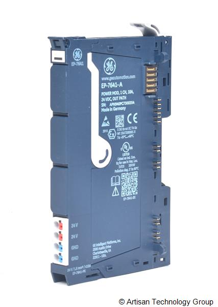 Emerson Motion Control RSTi EP I/O High Density, High Performance I/O