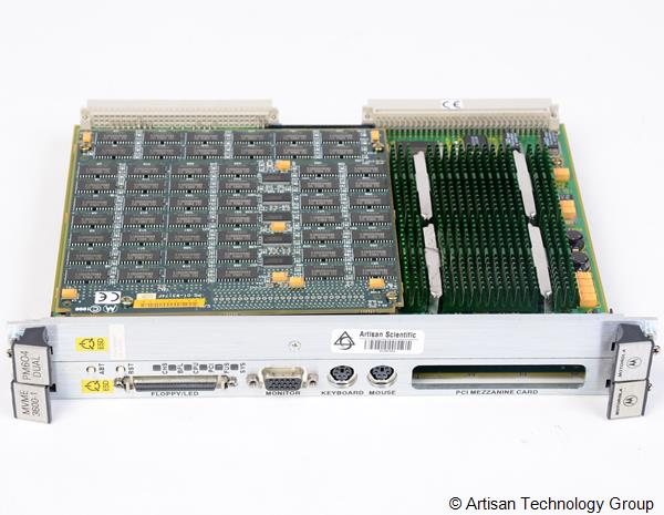Emerson / Motorola MVME3600-1 Base I/O Module with PM604 Processor Memory Module