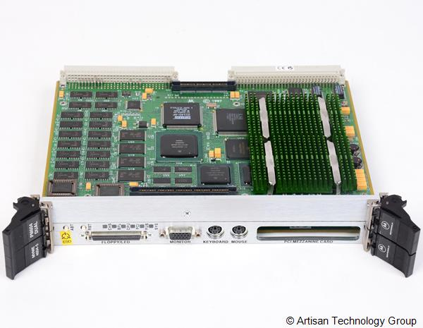 Emerson / Motorola MVME4604-5 Base I/O Module with PM604 Processor Memory Module