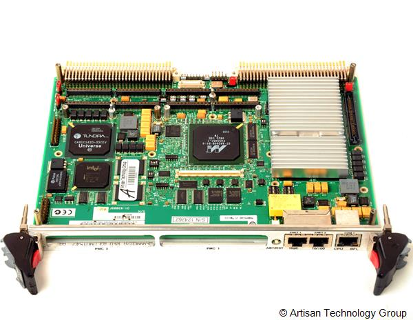 Emerson / Motorola MVME55006E-0163 VMEbus Single-Board Computer