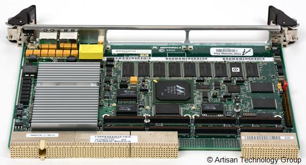 Emerson / Motorola cPCI-6115 CompactPCI Single Board Computer