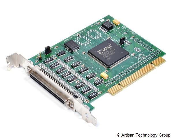 Engineering Design Team PCI 16D 16-Bit I/O Interface PCI Card
