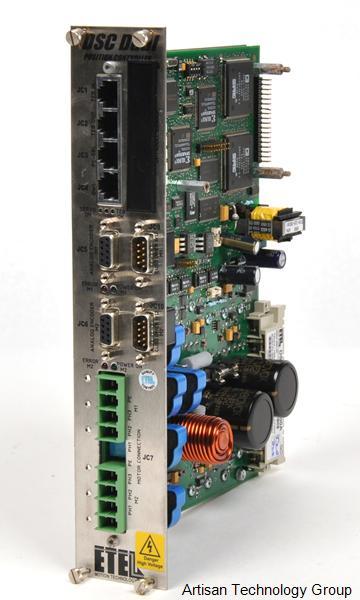 Etel DSCDP131-111D-000A Dual-Axis Position Controller