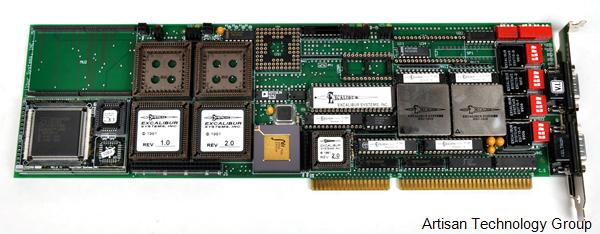 Excalibur Systems EXC-1553PC Series MIL-STD-1553 Interface Modules