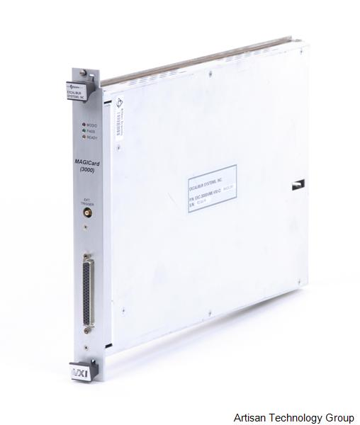 Excalibur Systems EXC-3000VXI-C/D6E2G1H1 C-Size Multi-Protocol Advanced Gateway Interface Card