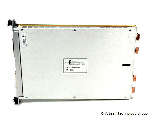 Excalibur Systems EXC-4000VXI Test and Simulation Carrier Board