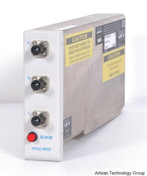 Exfo IQ-9100-01-02-B-70 1x2 Optic Switch