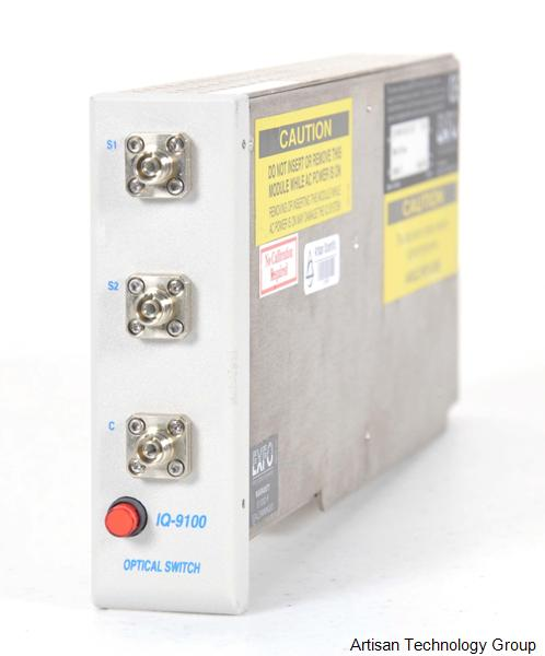 Exfo IQ-9100-01-02-B-70-LP 1x2 Optic Switch