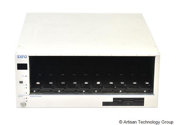 Exfo IQS-510P Intelligent Test System Control Unit with 10 Slots