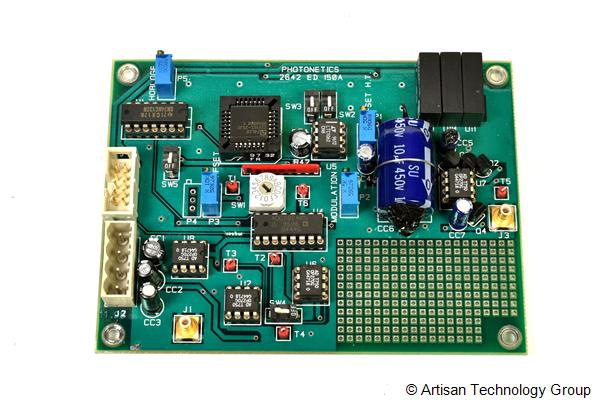Exfo / NetTest / Photonetics 2642ED150A Circuit Board