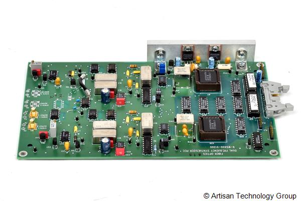 Exfo / NetTest / Photonetics 9-WS400-51300 Dual Frequency Synthesizer Board