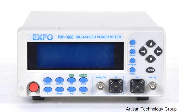 Exfo PM-1623 Dual Channel High-Speed Power Meter