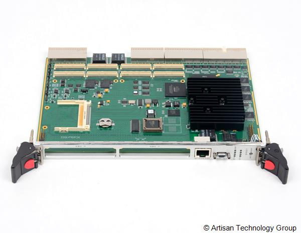 Extreme Engineering Solutions XCalibur1002 IBM 750GX Processor-Based Air-Cooled 6U cPCI Module
