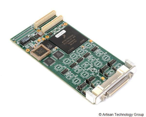 Extreme Engineering Solutions XPort1002 MPC8270 Processor Multi-Protocol Four-Port Serial PrPMC Module