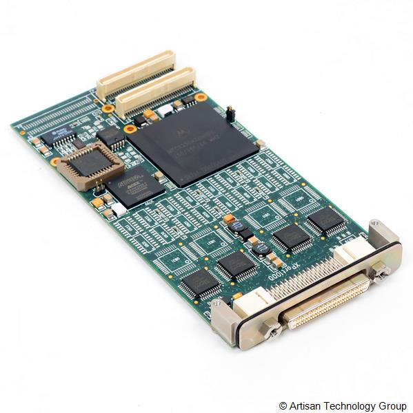 Extreme Engineering Solutions XPort1001 MPC8250 Processor Multi-Protocol Four-Port Serial PrPMC Module