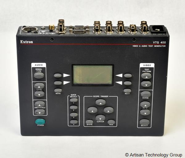 Extron VTG 400D Programmable Video and Audio Test Generator
