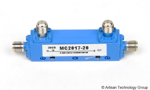 Fairview Microwave / S.M. Electronics MC2017-20 SMA Directional Coupler