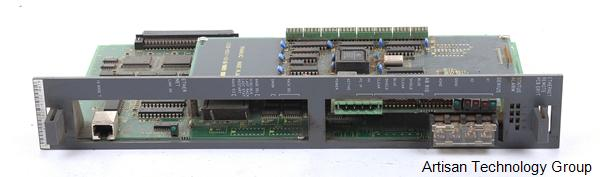 Fanuc A16B-2203-0291/02A Ethernet Remote PCB with A20B-9001-0611/01A Daughter Board