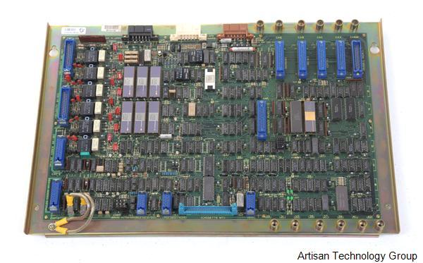 Fanuc A16B-1000-0140/04A Master Controller Board