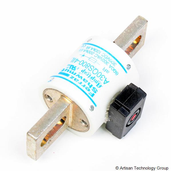 Ferraz Shawmut A30QS Series Semiconductor Protection Fuses