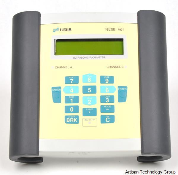 FLEXIM Fluxus F601 Ultrasonic Flow Meter