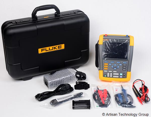 Fluke 190-202 Color ScopeMeter Oscilloscope