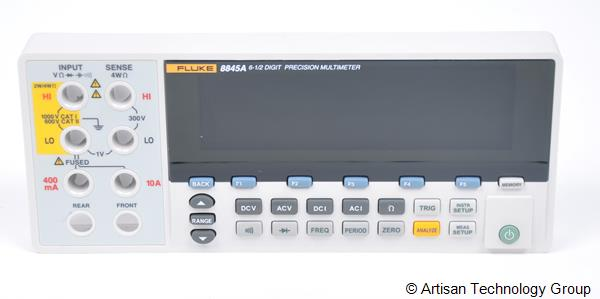 Fluke 8845A/8846A 6.5 Digit Precision Multimeters